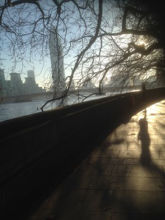 November Afternoon,<br />Millbank